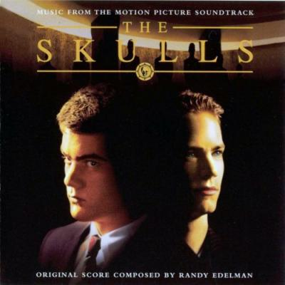 The Skulls Soundtrack CD. The Skulls Soundtrack