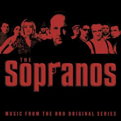 The Sopranos: HBO series Soundtrack CD. The Sopranos: HBO series Soundtrack