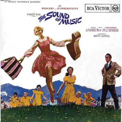 The Sound of Music Soundtrack CD. The Sound of Music Soundtrack