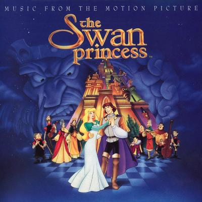 The Swan Princess Soundtrack CD. The Swan Princess Soundtrack