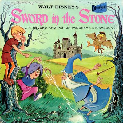 The Sword in the Stone Soundtrack CD. The Sword in the Stone Soundtrack