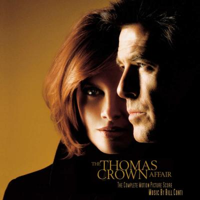 The Thomas Crown Affair Soundtrack CD. The Thomas Crown Affair Soundtrack