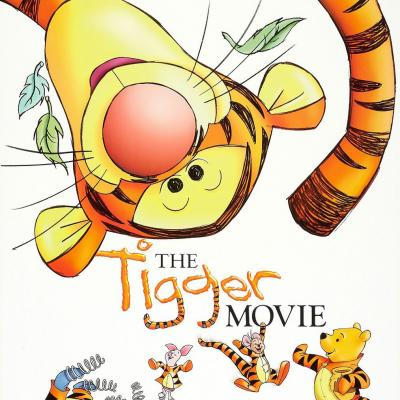 The Tigger Movie: Songs & Story Soundtrack CD. The Tigger Movie: Songs & Story Soundtrack