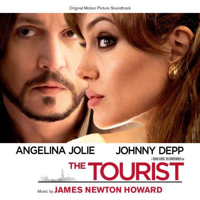 The Tourist Soundtrack CD. The Tourist Soundtrack