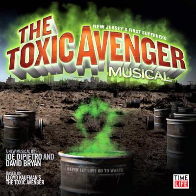 The Toxic Avenger Musical Soundtrack CD. The Toxic Avenger Musical Soundtrack