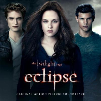 The Twilight Saga: Eclipse Soundtrack CD. The Twilight Saga: Eclipse Soundtrack