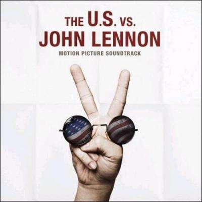 The U.S. vs. John Lennon Soundtrack CD. The U.S. vs. John Lennon Soundtrack