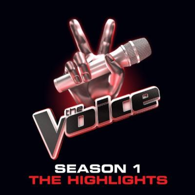 The Voice: Season 1 Highlights Soundtrack CD. The Voice: Season 1 Highlights Soundtrack