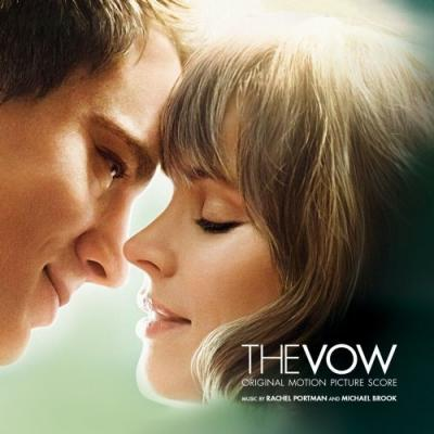 The Vow Soundtrack CD. The Vow Soundtrack