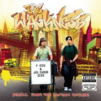 The Wackness Soundtrack CD. The Wackness Soundtrack