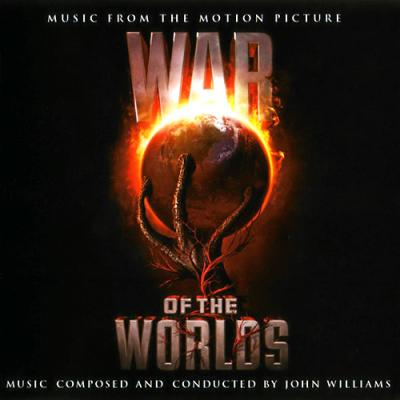 The War of the Worlds Soundtrack CD. The War of the Worlds Soundtrack
