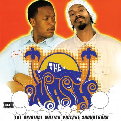 The Wash Soundtrack CD. The Wash Soundtrack