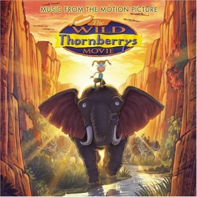 The Wild Thornberrys Movie Soundtrack CD. The Wild Thornberrys Movie Soundtrack
