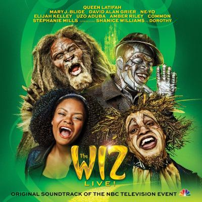 The Wiz Soundtrack CD. The Wiz Soundtrack