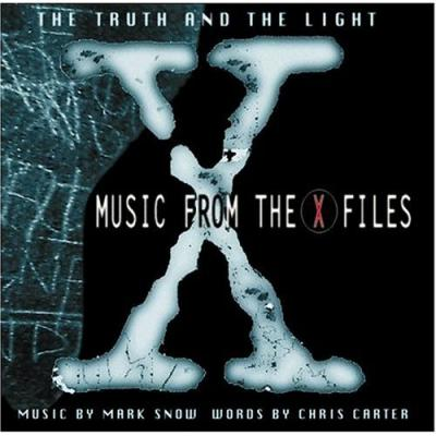 The X-Files Soundtrack CD. The X-Files Soundtrack