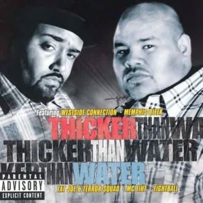 Thicker Than Water Soundtrack CD. Thicker Than Water Soundtrack