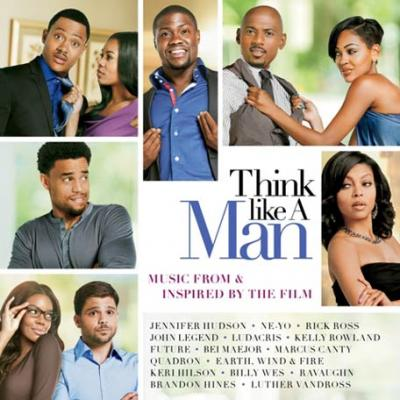 Think Like A Man Soundtrack CD. Think Like A Man Soundtrack