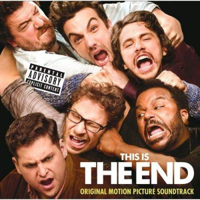 This Is The End Soundtrack CD. This Is The End Soundtrack