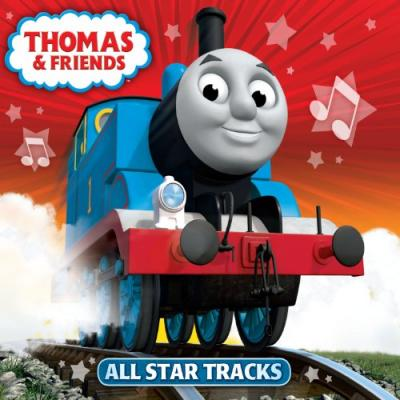Thomas & Friends: All Star Tracks Soundtrack CD. Thomas & Friends: All Star Tracks Soundtrack