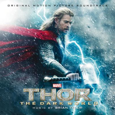 Thor: The Dark World Soundtrack CD. Thor: The Dark World Soundtrack