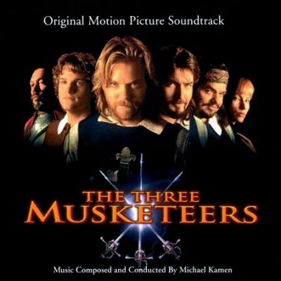 Three Musketeers Soundtrack CD. Three Musketeers Soundtrack