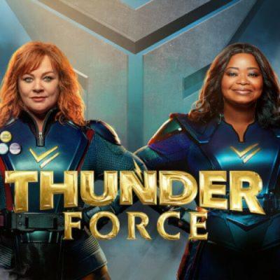 Thunder Force Soundtrack CD. Thunder Force Soundtrack