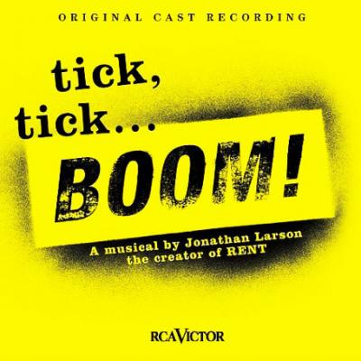 Tick Tick Boom Soundtrack CD. Tick Tick Boom Soundtrack