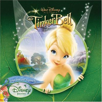 Tinker Bell Soundtrack CD. Tinker Bell Soundtrack