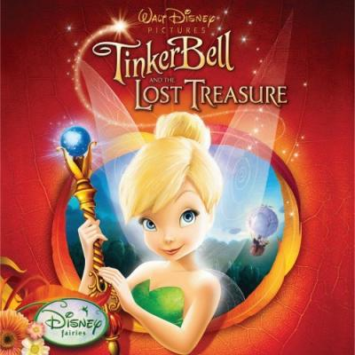 Tinker Bell and the Lost Treasure Soundtrack CD. Tinker Bell and the Lost Treasure Soundtrack