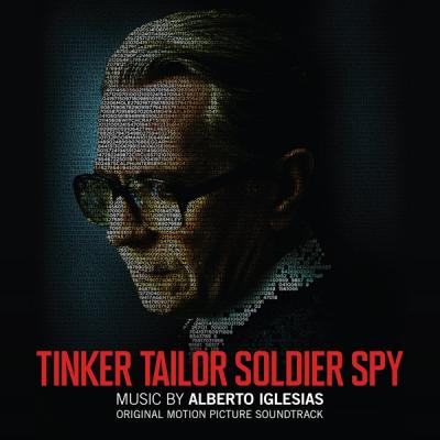 Tinker Tailor Soldier Spy Soundtrack CD. Tinker Tailor Soldier Spy Soundtrack
