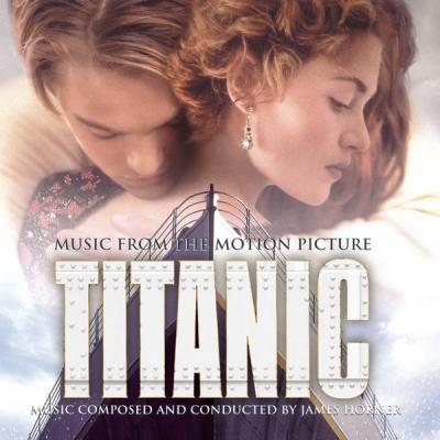 Titanic Soundtrack CD. Titanic Soundtrack