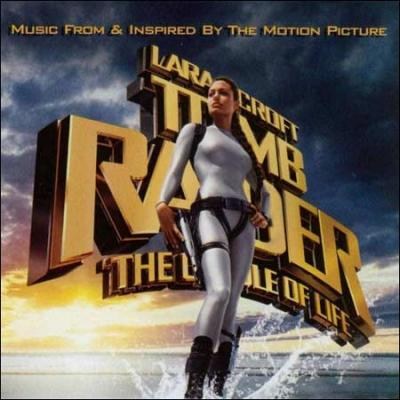Tomb Raider: The Cradle of Life Soundtrack CD. Tomb Raider: The Cradle of Life Soundtrack