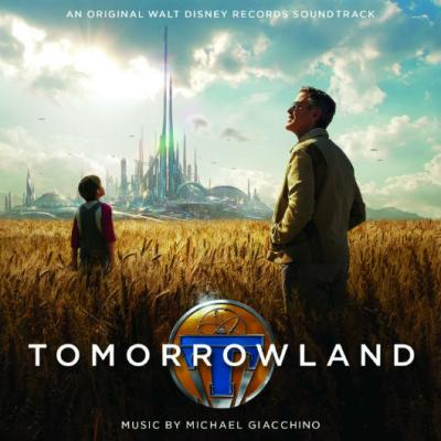 Tomorrowland Soundtrack CD. Tomorrowland Soundtrack