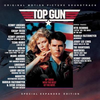 Top Gun Soundtrack CD. Top Gun Soundtrack
