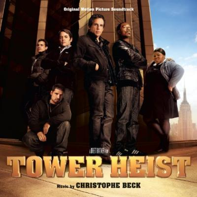 Tower Heist Soundtrack CD. Tower Heist Soundtrack