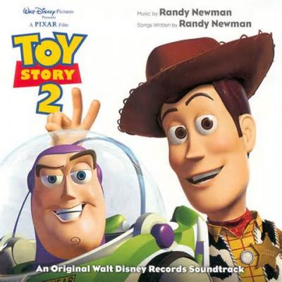 Toy Story 2 Soundtrack CD. Toy Story 2 Soundtrack