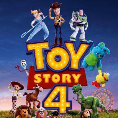 Toy Story 4 Soundtrack CD. Toy Story 4 Soundtrack