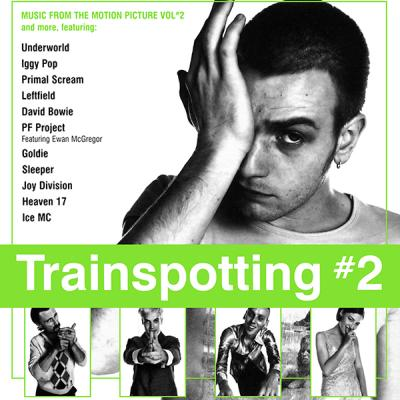 Trainspotting 2 Soundtrack CD. Trainspotting 2 Soundtrack