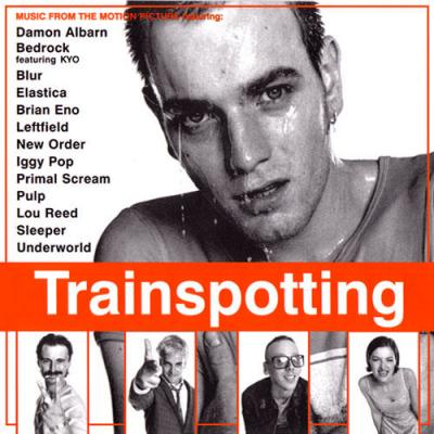 Trainspotting Soundtrack CD. Trainspotting Soundtrack