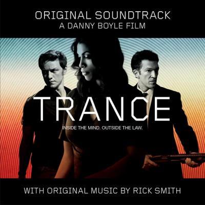 Trance Soundtrack CD. Trance Soundtrack