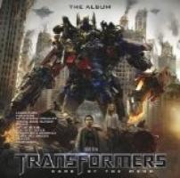 Transformers: Dark of the Moon Soundtrack CD. Transformers: Dark of the Moon Soundtrack