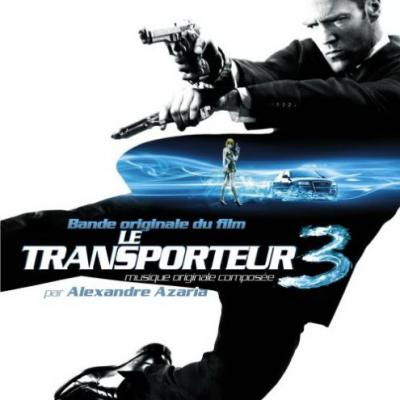 Transporter 3 Soundtrack CD. Transporter 3 Soundtrack