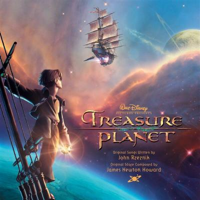Treasure Planet Soundtrack CD. Treasure Planet Soundtrack