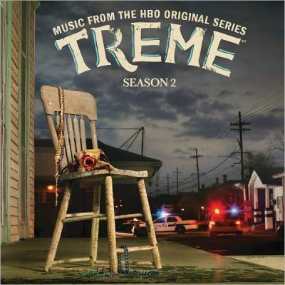 Treme Season 2 Soundtrack CD. Treme Season 2 Soundtrack