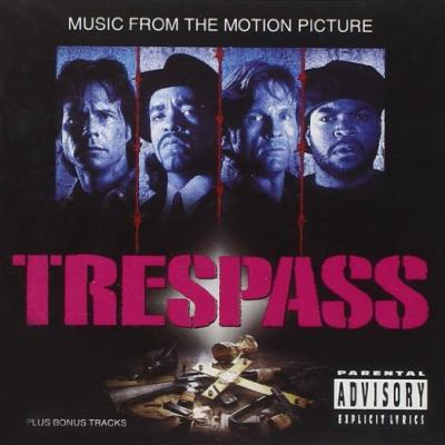 Trespass Soundtrack CD. Trespass Soundtrack