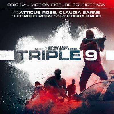 Triple 9 Soundtrack CD. Triple 9 Soundtrack