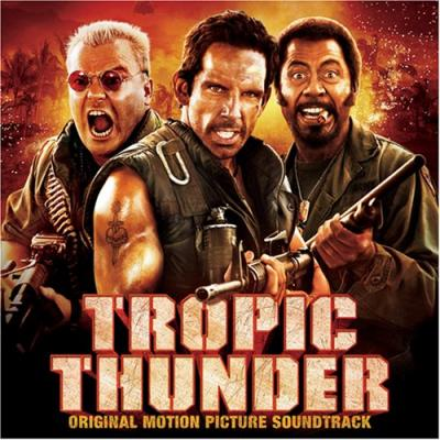 Tropic Thunder Soundtrack CD. Tropic Thunder Soundtrack