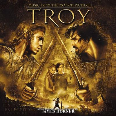 Troy Soundtrack CD. Troy Soundtrack