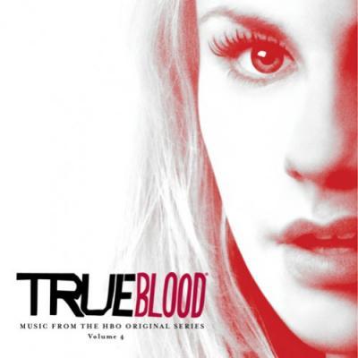 True Blood Vol.4 Soundtrack CD. True Blood Vol.4 Soundtrack