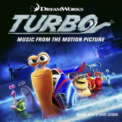 Turbo Soundtrack CD. Turbo Soundtrack